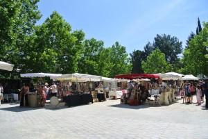 Loumarin, marché du dimanche